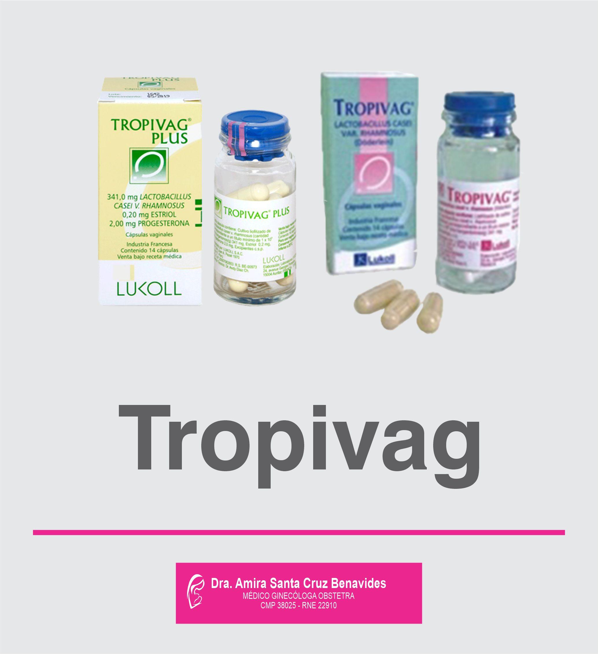 Amira Ginecologa Obstetra - Tropivag